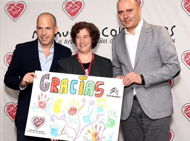 La jornada se cerró, el domingo, con un reconocimiento a Citroen, por su apoyo durante tres años.