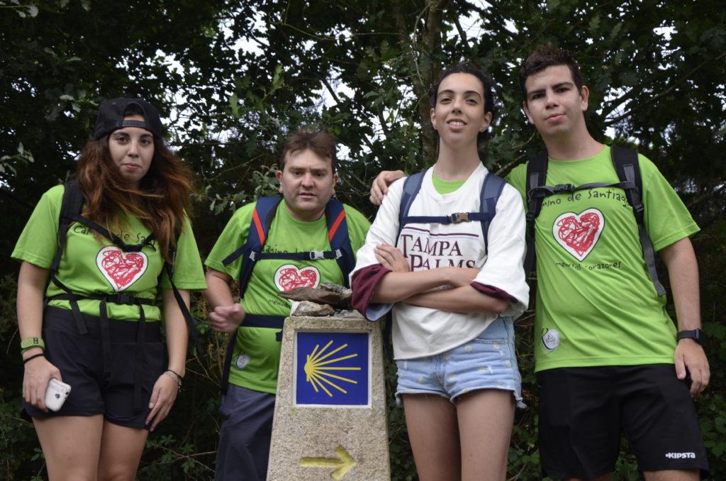 V Encuentro de Jóvenes Caminando a Santiago