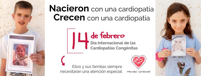Día Internacional de las Cardiopatías Congénitas 2019