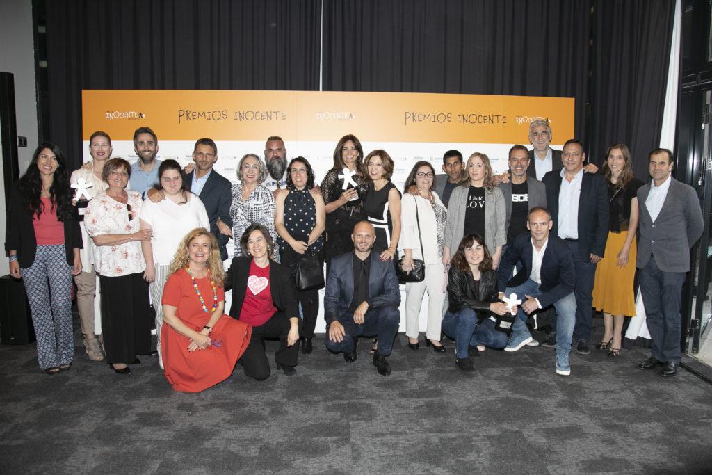 Premios Inocente 2019
