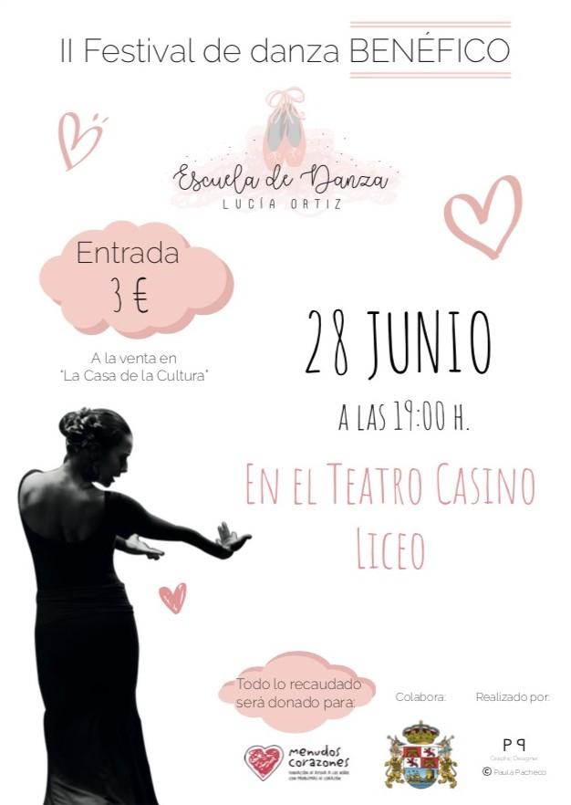 II Festival de danza benéfico_Escuela de Danza Lucía Ortiz