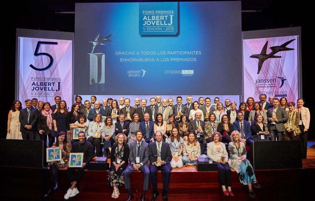 Foro Premios Albert Jovell 2019