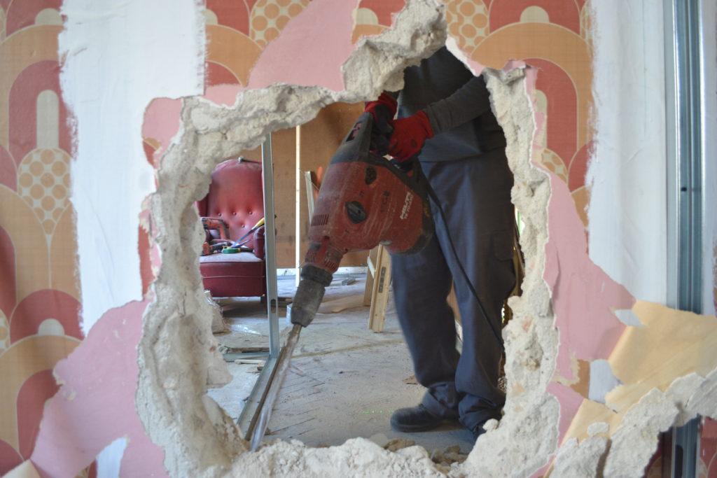 Rehabilitación Casa Menudos Corazones