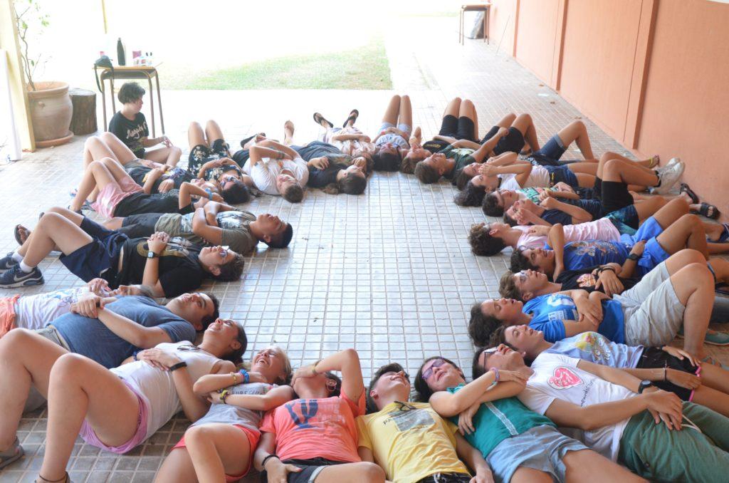 Campamento adolescentes Menudos Corazones