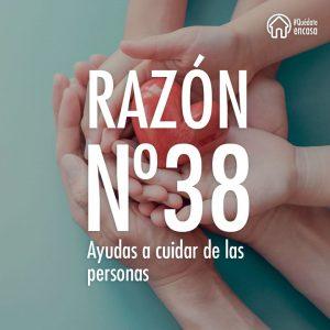 Imagen de la campaña #1MillónDeRazones