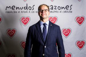 Fotografía del Dr. Víctor Bautista