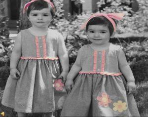 María Isabel y Jenni