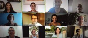 Reunión virtual del comité de Buen Gobierno