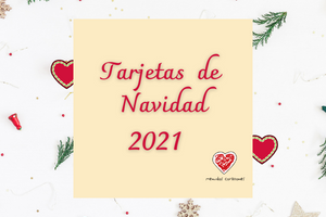 Tarjetas de Navidad 2021