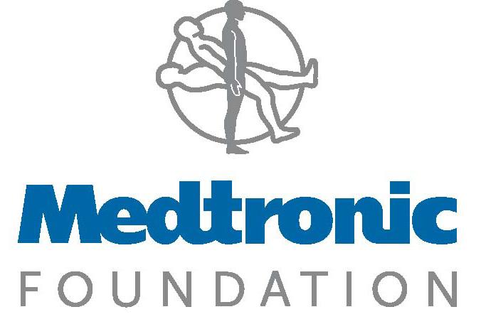 Logo Medtronic Foundation
