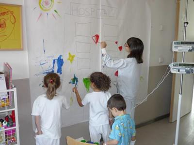Enseñar a los pequeños a reflexionar sobre las cualidades positivas de los demás. Act1